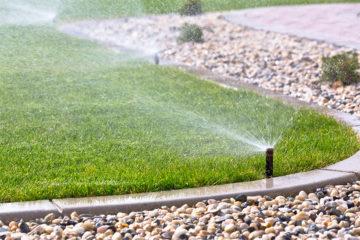 Full Irrigation System Installation